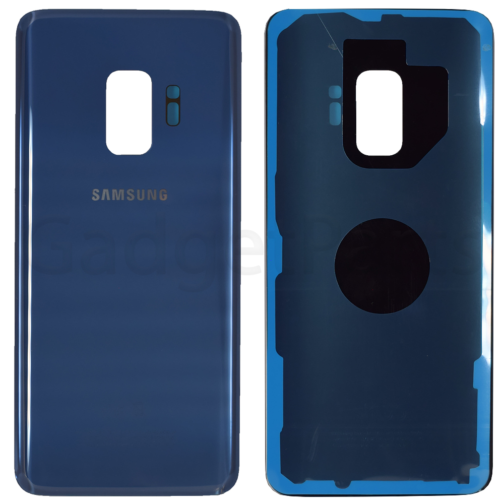Задняя крышка Samsung Galaxy S9, G960F Синяя (Blue)