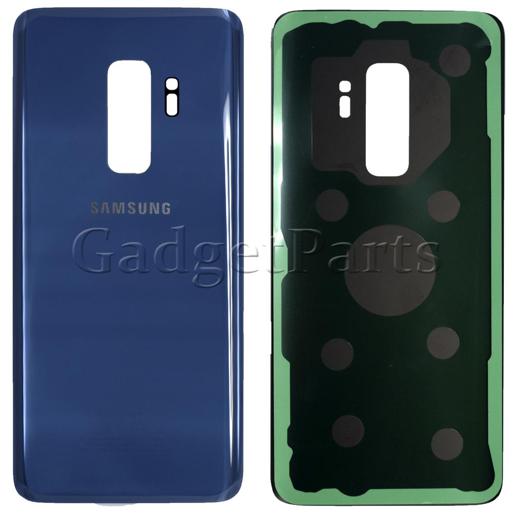 Задняя крышка Samsung Galaxy S9 Plus, G965F Синяя (Blue)