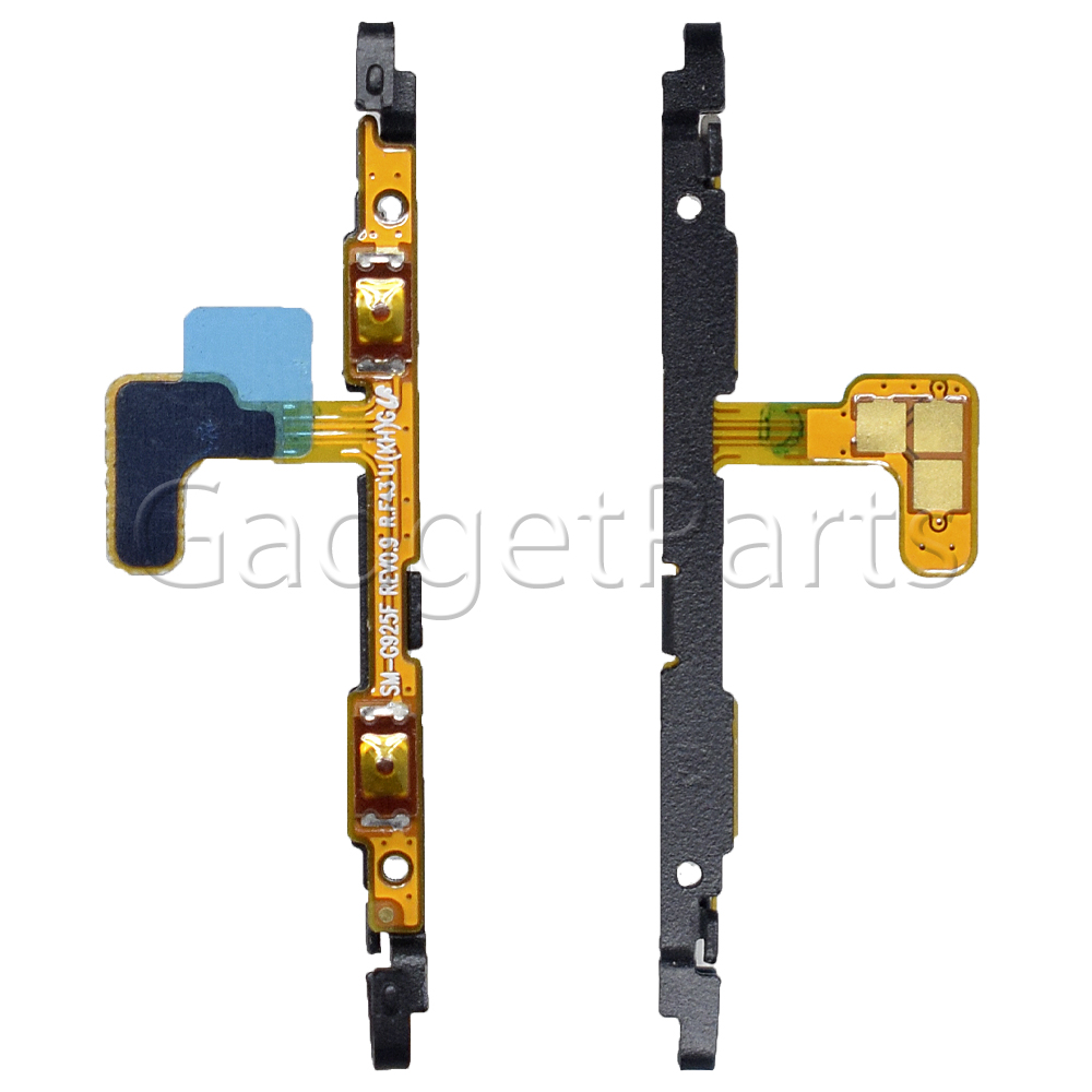 Шлейф кнопок громкости (Volume) Samsung Galaxy S6 Edge, G925F