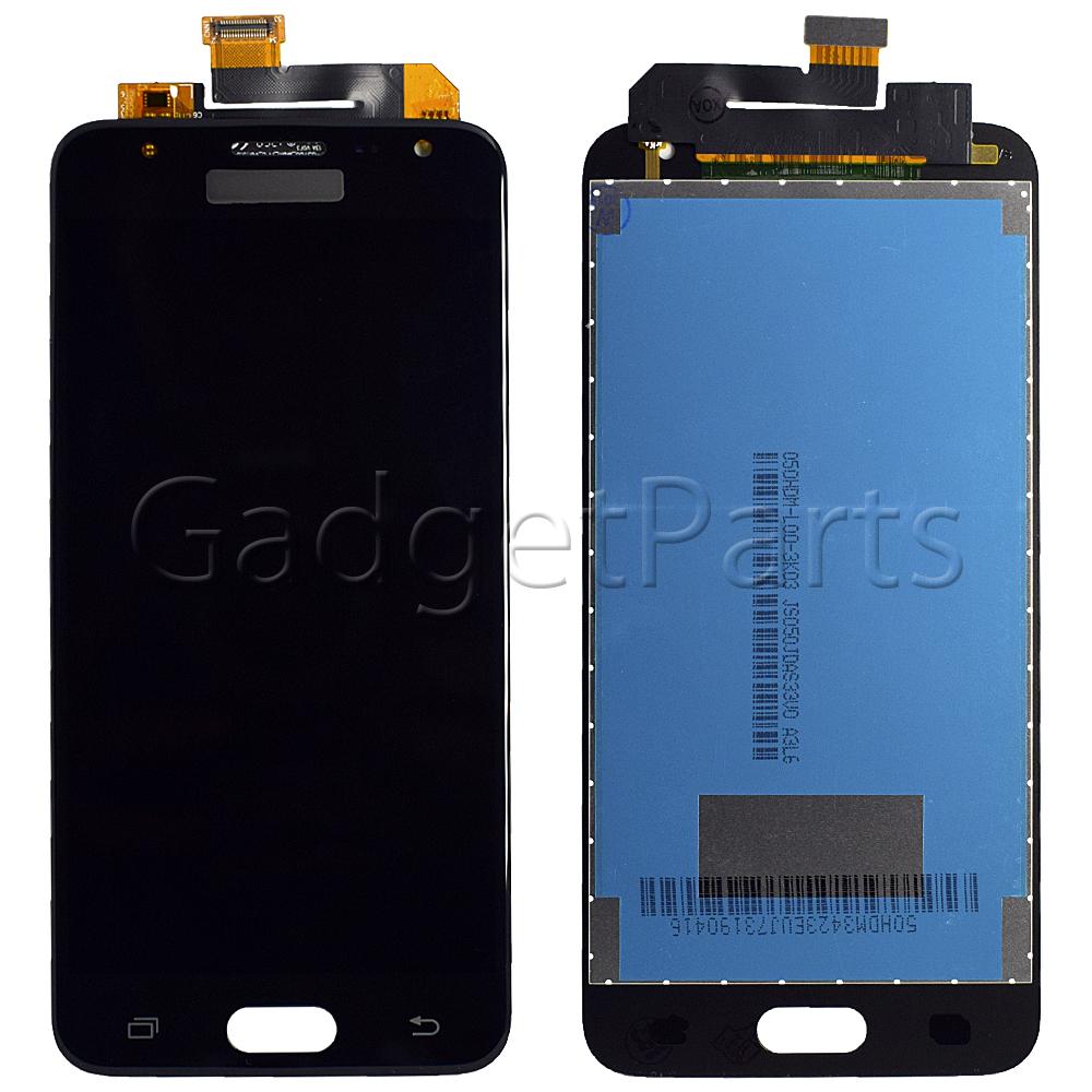 Модуль (дисплей, тачскрин) Samsung Galaxy J5 Prime, G570 Черный (Black) Оригинал