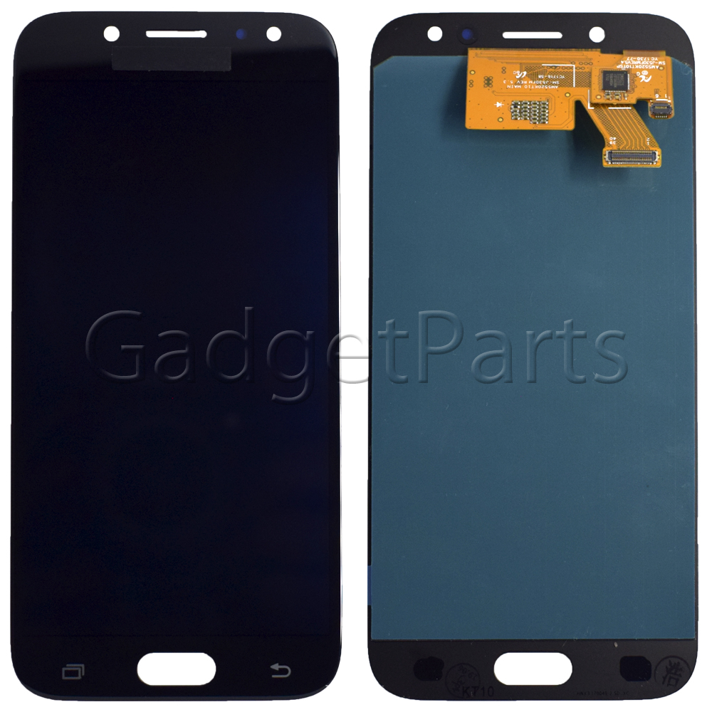 Модуль (дисплей, тачскрин) Samsung Galaxy J5 2017, J530 Черный (Black) Оригинал