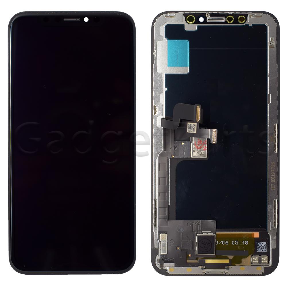 Модуль (дисплей, тачскрин, рамка) iPhone X (AMOLED)